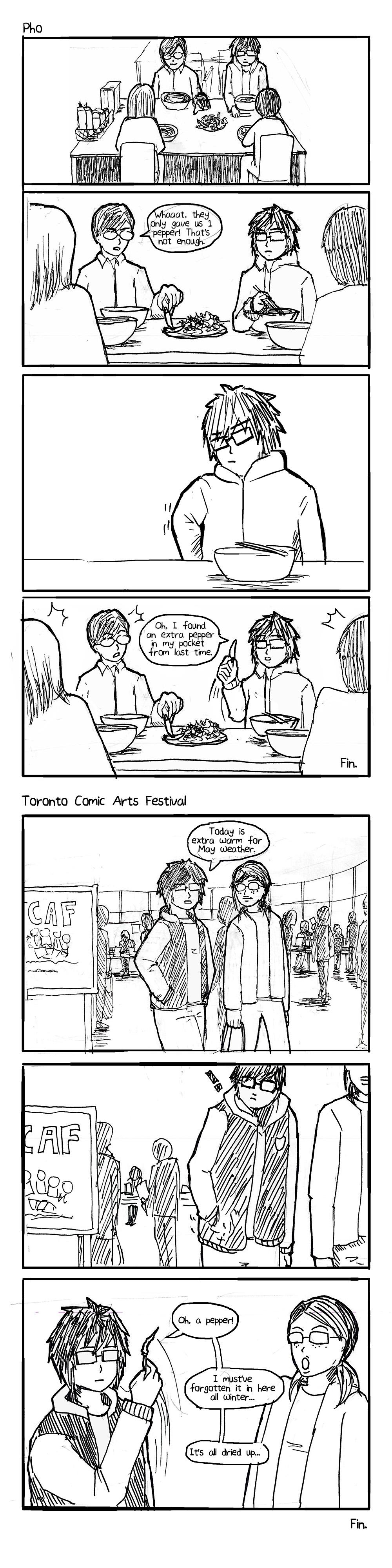 Awkward Situations 3